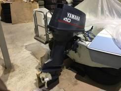 Yamaha. 40,00л.с., 2-тактный, бензиновый, нога L (508 мм), Год: 1994 год