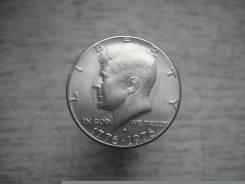 Пол доллара США 1976 год 200-летие Декларации независимости UNC