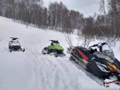Хранение снегоходов