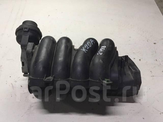 Коллектор впускной. Honda CR-V, RD4, RD5, RD6, RD7, RD8 Honda Edix, BE4, BE3 Honda Stream, RN3, RN4 Honda Stepwgn, RF4, RF5, RF6, RF7, RF8 Двигатели...