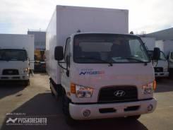 Hyundai HD78. Изотермический фургон из сэндвич-панелей (40 мм) на шасси , 3 900 куб. см., 4 950 кг.
