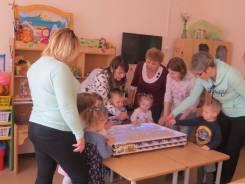 Ищем партнеров, связанных с детским развитием дошкольного возраста.