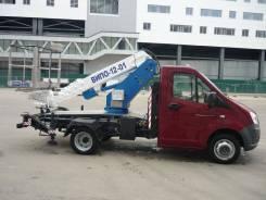 ГАЗ Газель Next. Автогидроподъемник ВИПО-12-01 на шасси ГАЗель-А21R23 NEXT, 12 м.