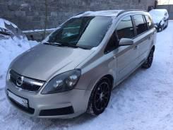 Opel Zafira. Z18XER