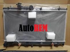 Радиатор охлаждения двигателя. Subaru Legacy Lancaster Subaru Legacy, BE9, BH5, BH9, BHC, BL5, BP5, BP9 Subaru Impreza, GD2, GD3, GD9, GG2, GG3, GG9 Д...
