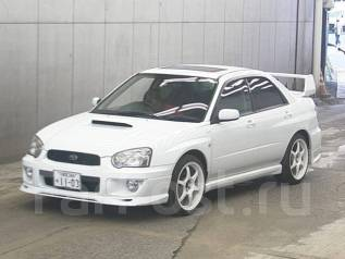 Бампер. Subaru Impreza WRX STI, GDB, GGB Subaru Forester, SG5, SG9, SG9L Двигатель EJ255