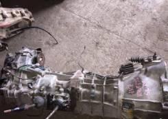 МКПП. Toyota Hilux Surf Двигатель 1KZTE