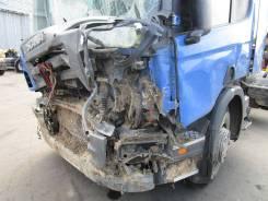 Scania P340. 2008 г. в., синий, 4x2 седельный тягач, 11 716 куб. см., 20 500 кг.