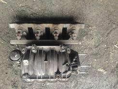 Коллектор впускной. Chevrolet Lacetti Двигатель F16D3