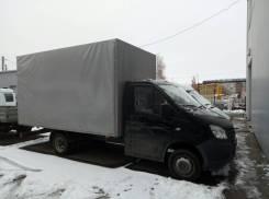 ГАЗ Газель Next. ГАЗель Next Европлатформа, двигатель Cummins, 2 800 куб. см., 1 500 кг.