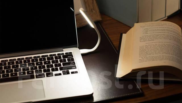 USB Лампа, фонарик Xiaomi Mi LED Portable Light Белый Оригинал