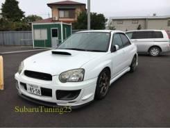 Бампер. Subaru Forester, SG5, SG9, SG9L Subaru Impreza WRX STI, GDB, GGB Двигатель EJ255