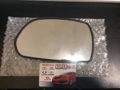 Стекло зеркала. Kia Mentor Kia Spectra Kia Shuma Kia Sephia Hyundai Elantra Hyundai Avante, XD D4BB
