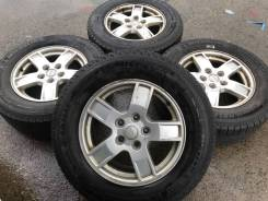 245/65R17 Michelin X-Ice на литье JEEP. В пути из Японии (Х068). 7.5x17 5x127.00 ET40. Под заказ