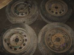 Ford. x15, 4x108.00, ET52.5, ЦО 63,3мм.