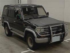 Toyota Land Cruiser. LJ78, 2LTE