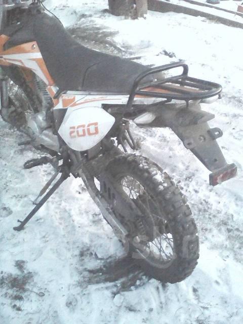 Racer RC200Y-C2. 200 куб. см., исправен, птс, с пробегом. Под заказ