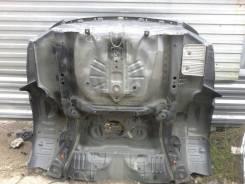 Задняя часть автомобиля. Honda Accord, CL8, CL7, CL9