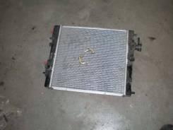 Радиатор охлаждения двигателя. Nissan March, K11, HK11 Двигатели: CG10DE, CG13DE