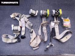 Ремень безопасности. Toyota Belta, KSP92, NCP96, SCP92 Двигатели: 1KRFE, 2NZFE, 2SZFE