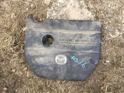 Крышка двигателя. Mazda Mazda3, BL