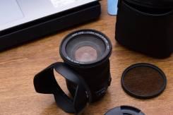Светосильный универсальный объектив Sigma 17-50mm F2.8 EX DC OS HSM. Для Canon, диаметр фильтра 77 мм