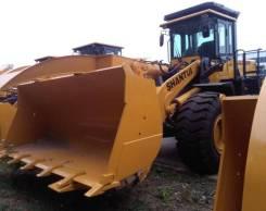 Shantui. Фронтальный погрузчик SL50, 10 500 куб. см., 3 000 кг.