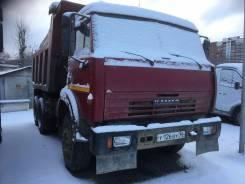 Камаз 65115. , 10 800 куб. см., 15 000 кг.