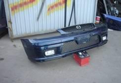 Бампер. Mazda 626