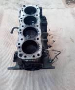 Блок цилиндров. Isuzu Fargo Двигатель 4FG1