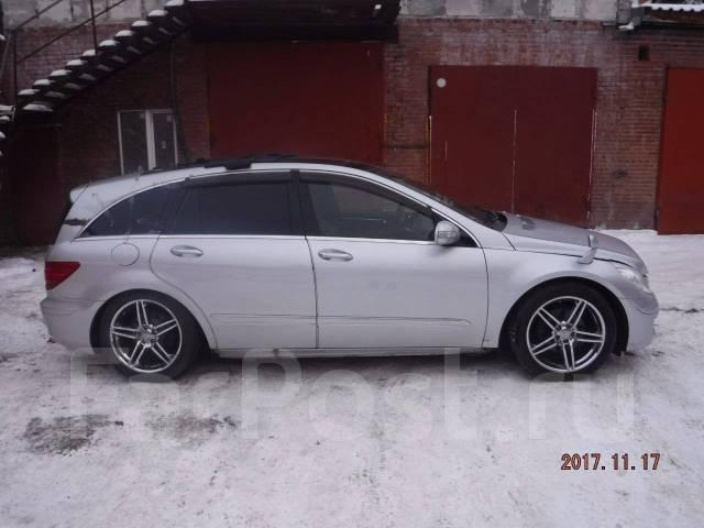 Mercedes-Benz R-Class. WDC2510751A011676, 113 971
