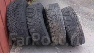 Bridgestone Blizzak DM-Z3. Зимние, без шипов, 2011 год, износ: 30%, 4 шт