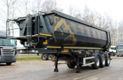 Wielton. NW-3 Полуприцеп самосвальный Велтон 2014г., 34 620 кг.