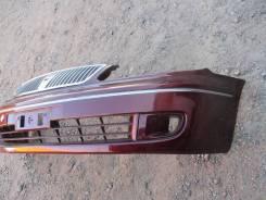 Бампер. Nissan Bluebird Sylphy, QG10 Двигатель QG15DE