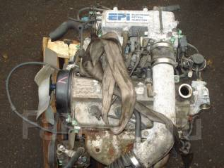 Двигатель в сборе. Suzuki Escudo Двигатель G16A