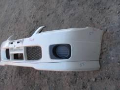 Бампер. Nissan Avenir, PW11 Двигатель SR20DE