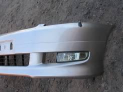 Бампер. Toyota Ipsum, ACM21W, ACM21 Двигатель 2AZFE