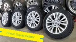 215-55-17 новые Toyota Camry, в наличии. 7.0x17 5x114.30 ET45 ЦО 60,1мм.