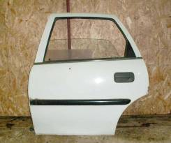 Дверь задняя левая Opel Vectra B седан