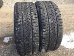 Pirelli Scorpion Winter. Зимние, без шипов, 2015 год, износ: 20%, 2 шт