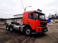 Volvo FMX. Тягач 6х4 Вольво (Volvo) FMX 2013 г. в., 13 000 куб. см., 31 000 кг.