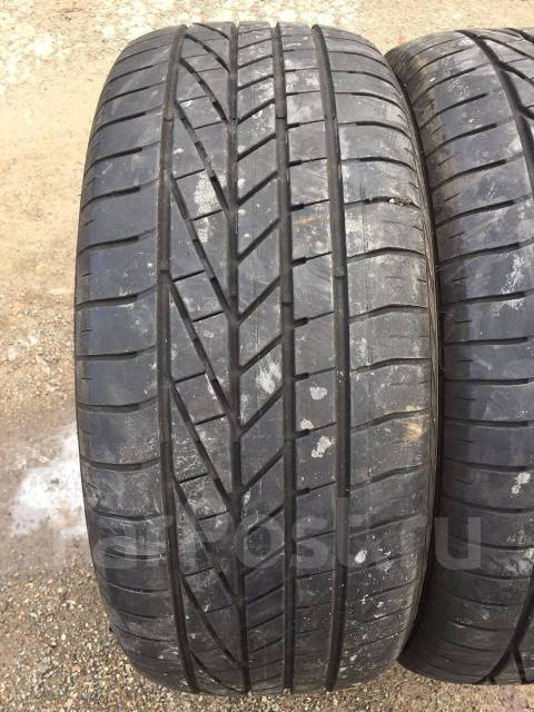 Goodyear Excellence. Летние, 2015 год, износ: 5%, 2 шт