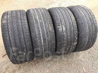 Pirelli P7. Летние, 2010 год, износ: 10%, 4 шт