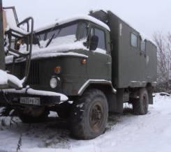 ГАЗ 66. Продаётся грузовой фургон ГАЗ66/КМ2А кабельная машина, 4 250 куб. см., 2 000 кг.