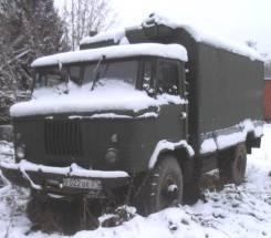 ГАЗ 66. Продаётся грузовой фургон ГАЗ-66, 3 470 куб. см., 2 000 кг.