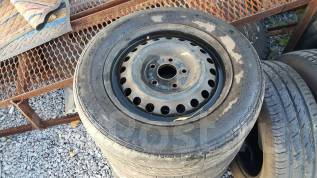 Комплект колес Yokohama 195/65 R15. 5.5x15 5x114.30