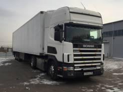 Scania. Продам сцепку Скания R420, 12 000 куб. см., 20 000 кг.