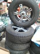 """Колеса 4шт R16 6,5J/5-130 ET45 б/у 245/75R16 Bridgestone Blizzak DM-V1. 6.5x16"""" 5x130.00 ET45 ЦО 84,0мм."""