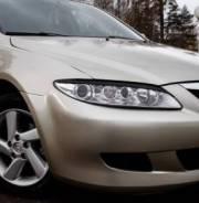 Накладка на фару. Mazda Mazda6, GH, GY, GG Двигатели: MZR, LF17, LF18, L813, MZRCD, RF5C, L3C1, MZI, AJV6