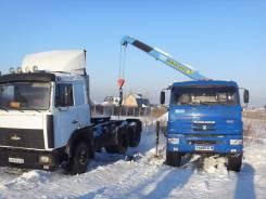 Камаз 43118 Сайгак. Бортовой грузовик с манипулятором Камаз-43118-24 (6х6)., 11 716 куб. см., 12 000 кг.